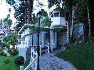 """das Heritagehotel """"Elgin"""" im indischen Darjeeling"""