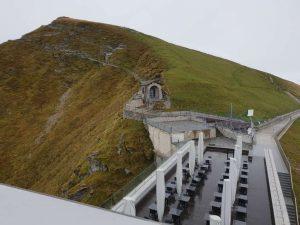 der Monte Generoso in der südlichsten Ecke des Tessins, Schweiz