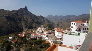 das Inselinnere der Kanareninsel Gran Canaria, Spanien