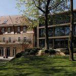 Das Hotel La Maison im saarländischen Saarlouis.