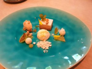 """Essen im Restaurant Louis im Hotel """"La Maison im saarländischen Saarlouis"""