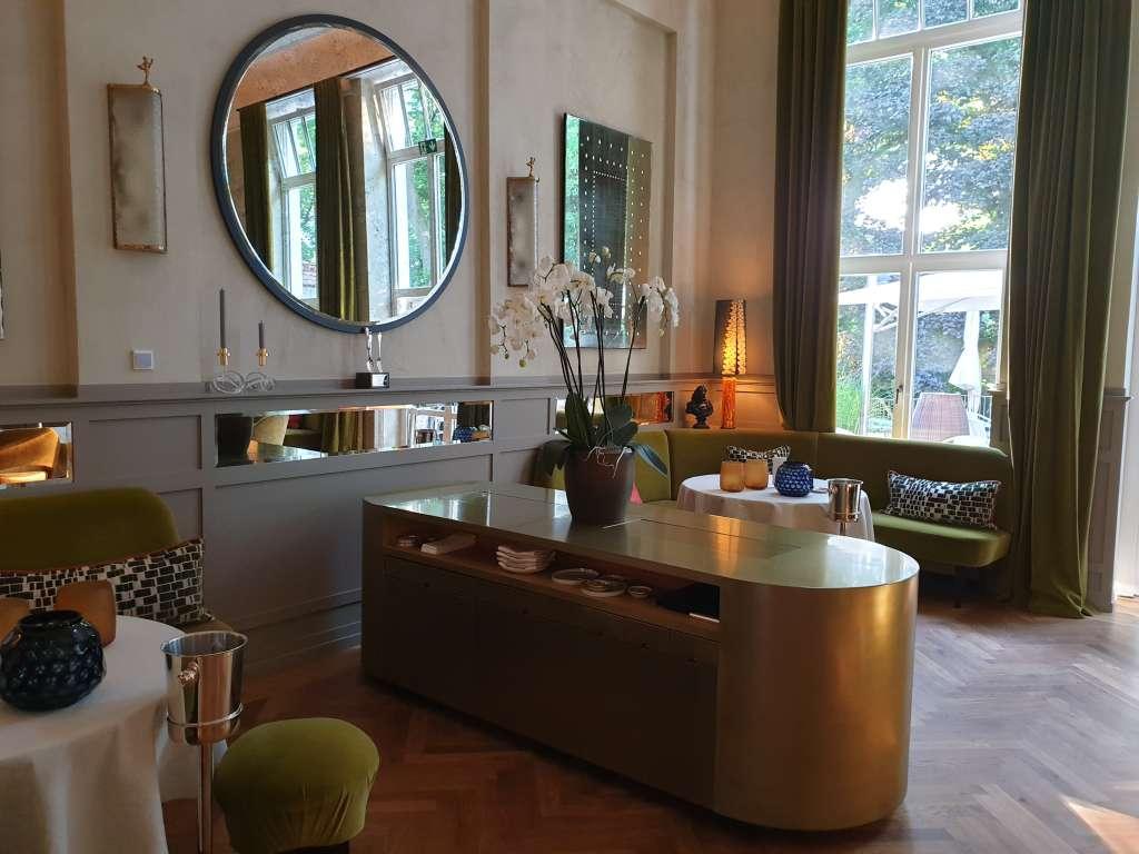 """Das Restaurant """"Louis"""" im Hotel La Maison im saarländischen Saarlouis."""