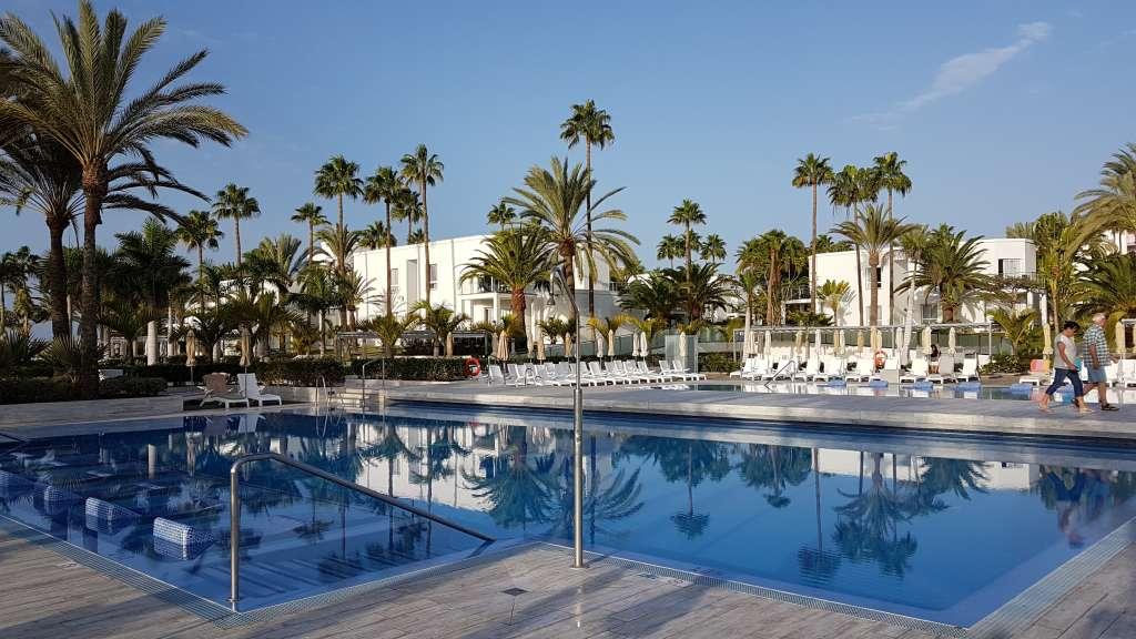 Hotelanlage in Meloneras auf Gran Canaria, Spanien