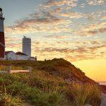 Der Leuchtturm von Montauk auf Long Island, USA