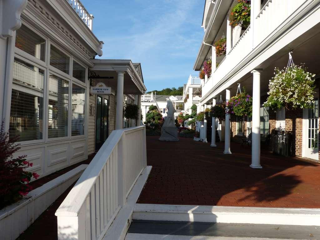 Hotel auf Long Island, vor den Toren New Yorks