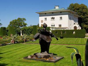 Schloss Soliden auf der schwedischen Insel Öland