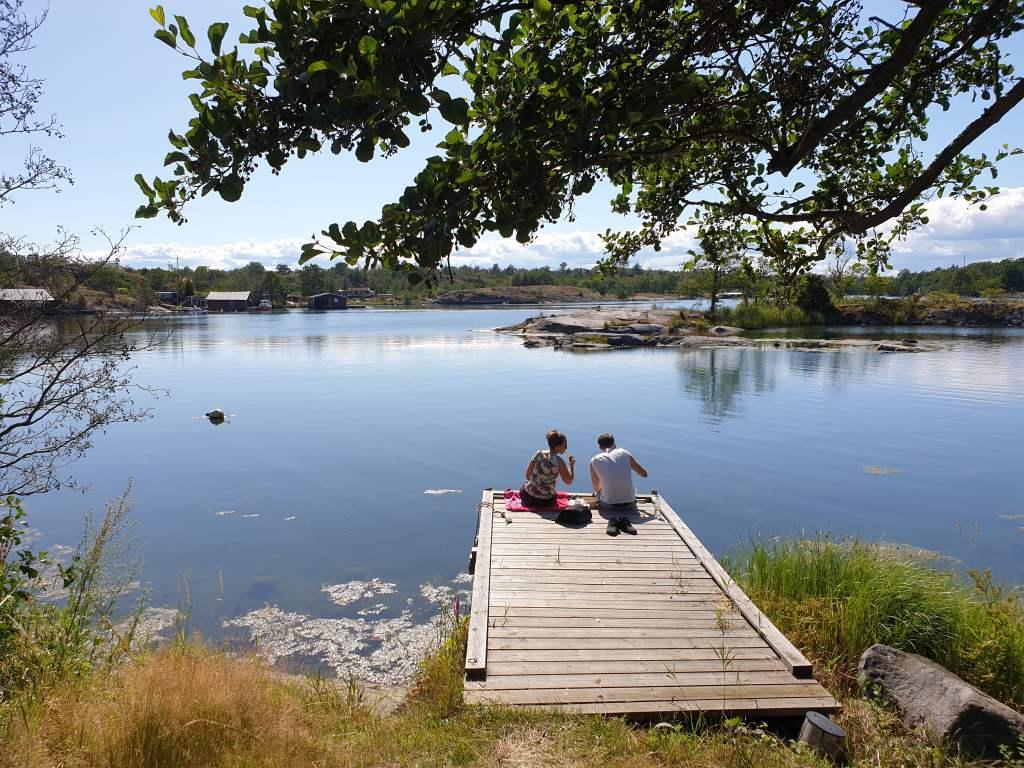 Schärenlandschaft in Schweden