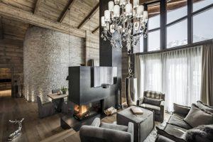 """die Präsidentensuite im Hotel """"Central"""" im Tiroler Wintersportmekka Salden"""