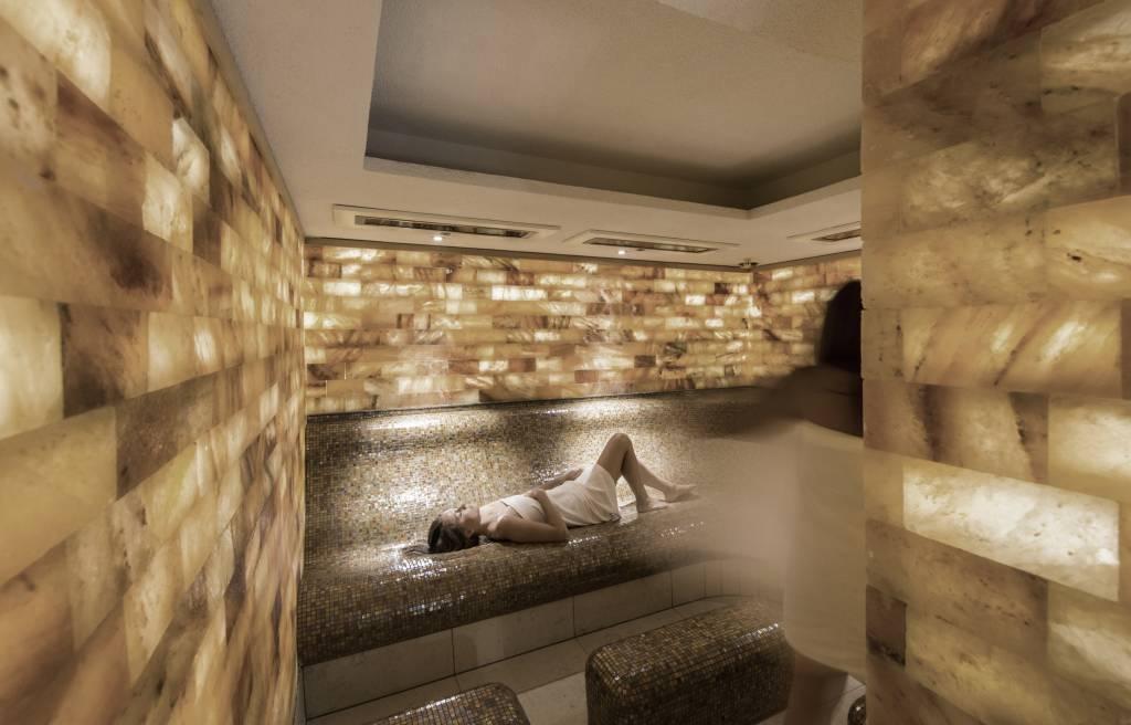 """Wasserwelt Venezia im Hotel """"Central"""" im Tiroler Wintersportmekka Sölden"""