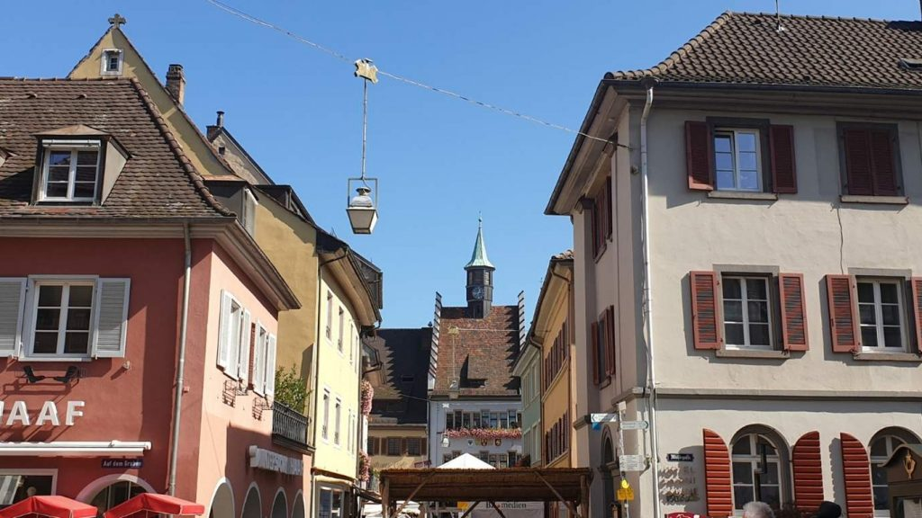 Staufen, das mittelalterliche Kleinod im Breisgau