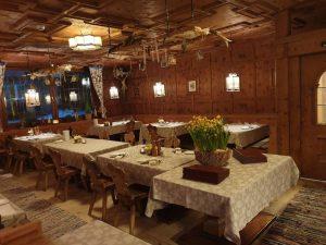 """Restaurant im Hotel """"Central"""" im Tiroler Wintersportort Sölden"""