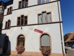 Staufen im Breisgau: die Stadt der Risse.