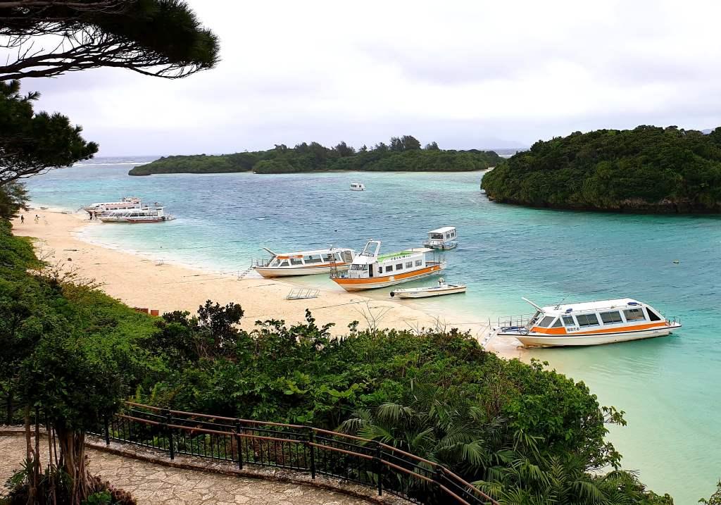 Fotoparade: Kabira Bay an der Nordküste der Insel Iskigaki