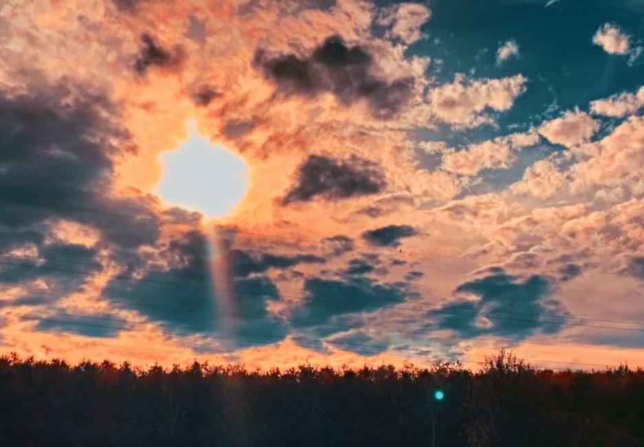 Fotoparade 2019: Sonnenuntergangsstimmung