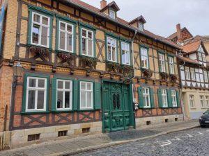Das Brauhaus Lüdde in Quedlinburg
