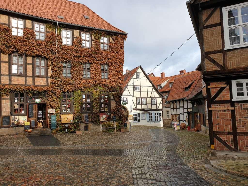 der Finkenherd in Quedlinburg