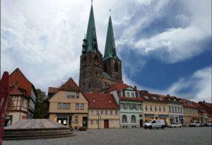 St. Aegidii, Sehenswürdigkeit in Quedlinburg