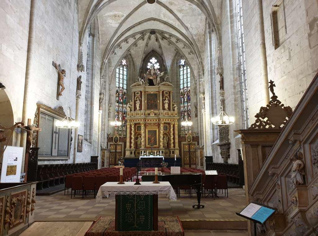 Marktkirche in Quedlinburg