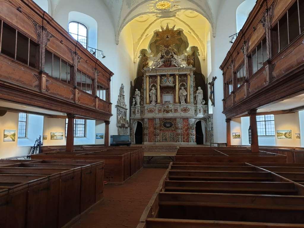 die Blasiikirche in Quedlinburg,