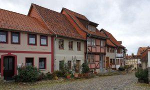 Quedlinburgs Stadtteil Münzenberg