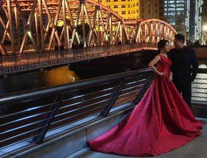 Fotoparade 2019: Frisch vermähltes Paar