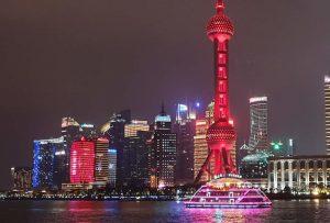 Fotoparade: ...die Skyline von Shanghai