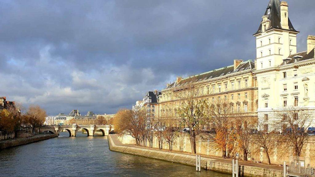 Seineufer in Paris