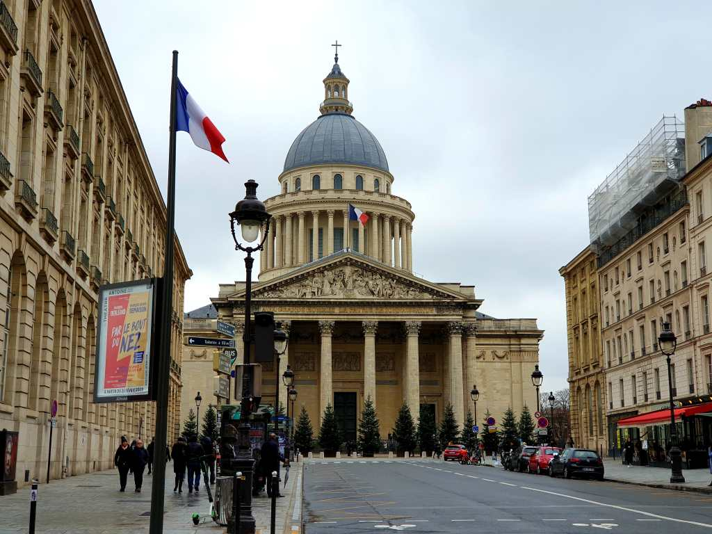 das Pantheon von Paris