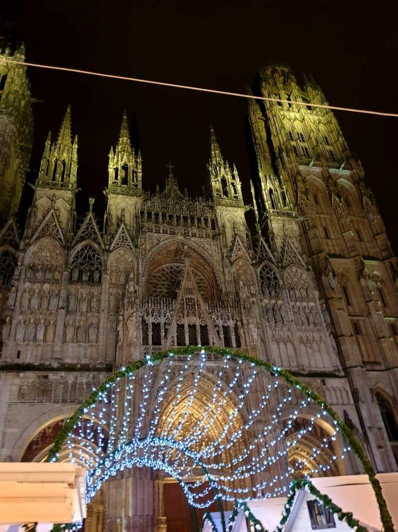 die Kathedrale von Rouen, Frankreich