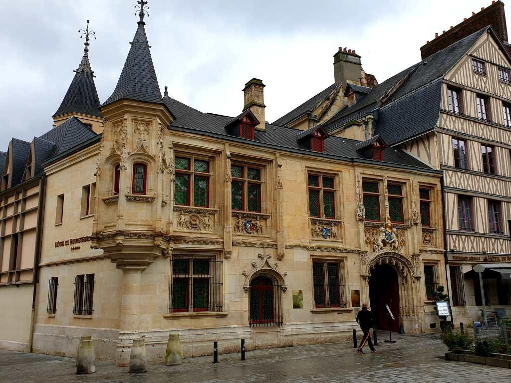 Haus in Rouen Frankreich