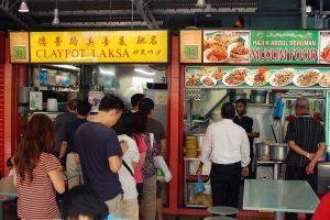 Sie sind das kulinarische Herz Singapurs: die Hawker Centers.