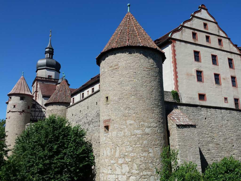 Impressionen von der Festung Marienberg