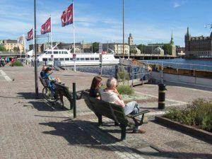 Stockholm ist Schwedens Corona-Hotspot. Fast die Hälfte aller Infektionen wurde im Großraum registriert.