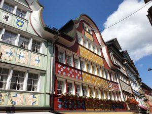 Impressionen aus Appenzell, Schweiz