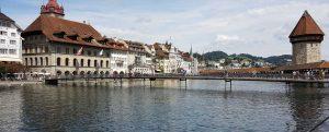 Die schönste Stadt am Vierwaldstättersee: Luzern,