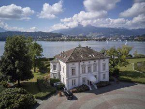 Villa Schweizerhof in Luzern