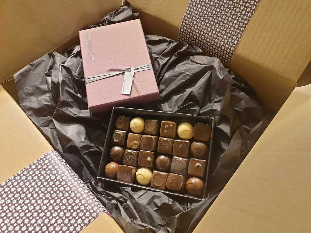 Produkte von Max Chocolatier in Luzern