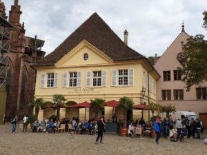 Die Alte Wache in Freiburg