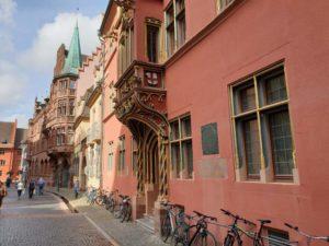 Haus zum Walfisch in Freiburg