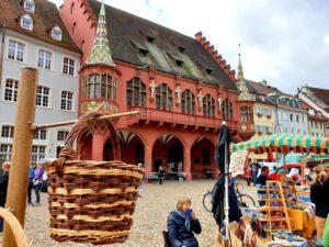 das Alte Kaufhaus in Freiburg