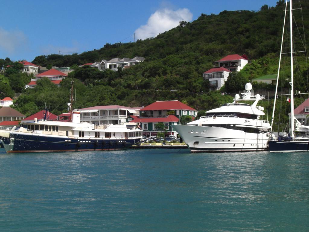 Inselhüpfen durch die Eilande der Kleinen Antillen.Kleinen