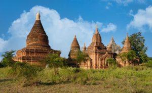 Die Stadt der vier Millionen Pagoden: Bagan in Myanmar
